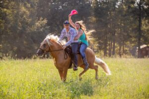 Fun With Horses & Team MG